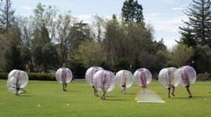 bubble football praha rozlučky se svobou aktivity nápady