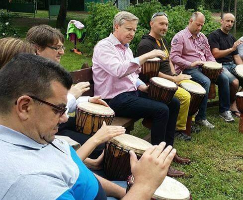 Drumming EN3