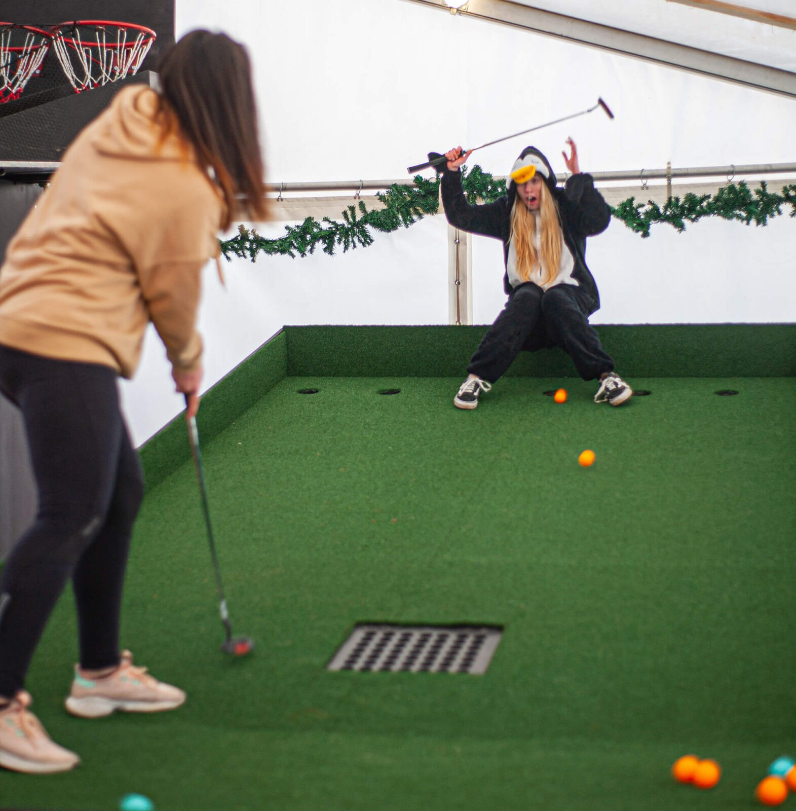 Golf connect CZ